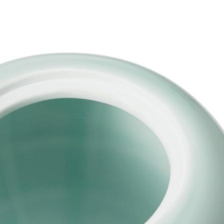 1280-1300摄氏度高温烧制,釉色表现和光泽质感极佳