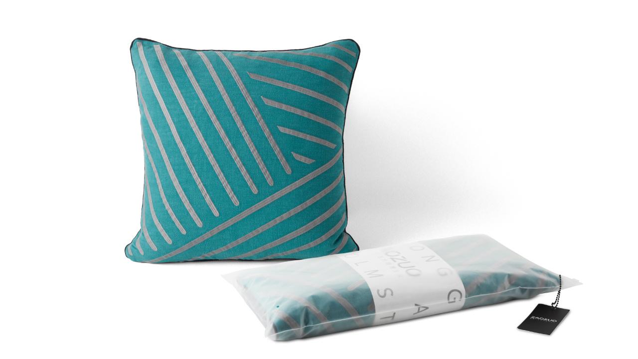 枕套+枕芯双层真空袋封装,更干净整洁的开装体验。