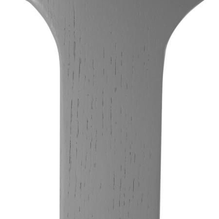 A级水曲柳实木木腿,采用立体切削造型,精准倾斜角度,保证更平稳牢固