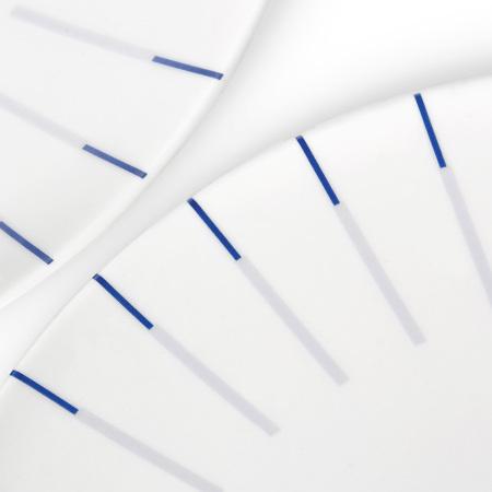 精选强化瓷,保温度与耐磨碰撞度都较一般瓷器高