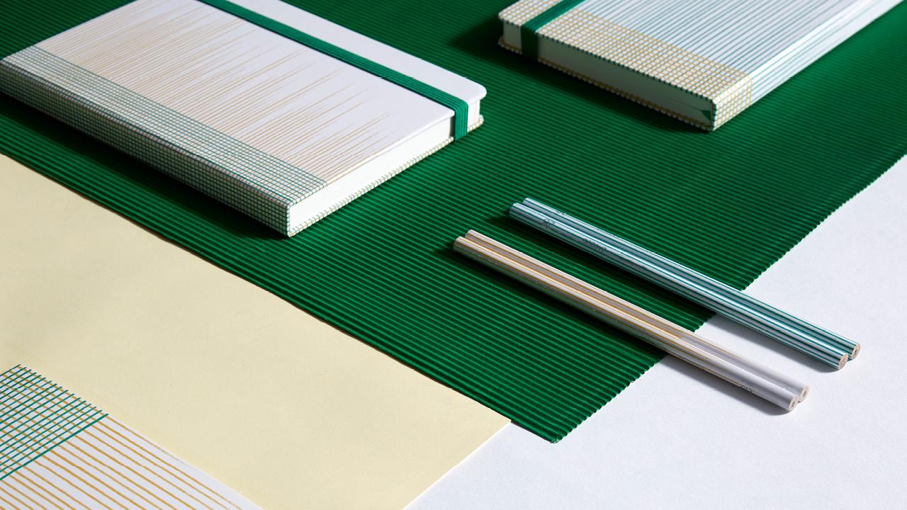 标注记录、随手涂鸦、日记心情,电子时代下的纸质文具,更是一种认真的生活态度。