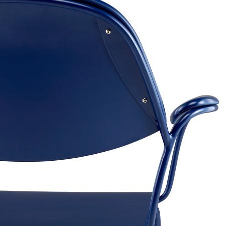 M4内六角伞头螺杆稳定连接,椅身稳固不摇晃