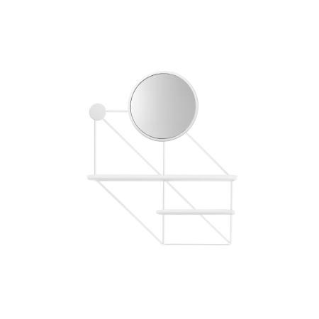 推荐组合4:1金属架+1短板+1长板+1喇叭镜+1挂钩