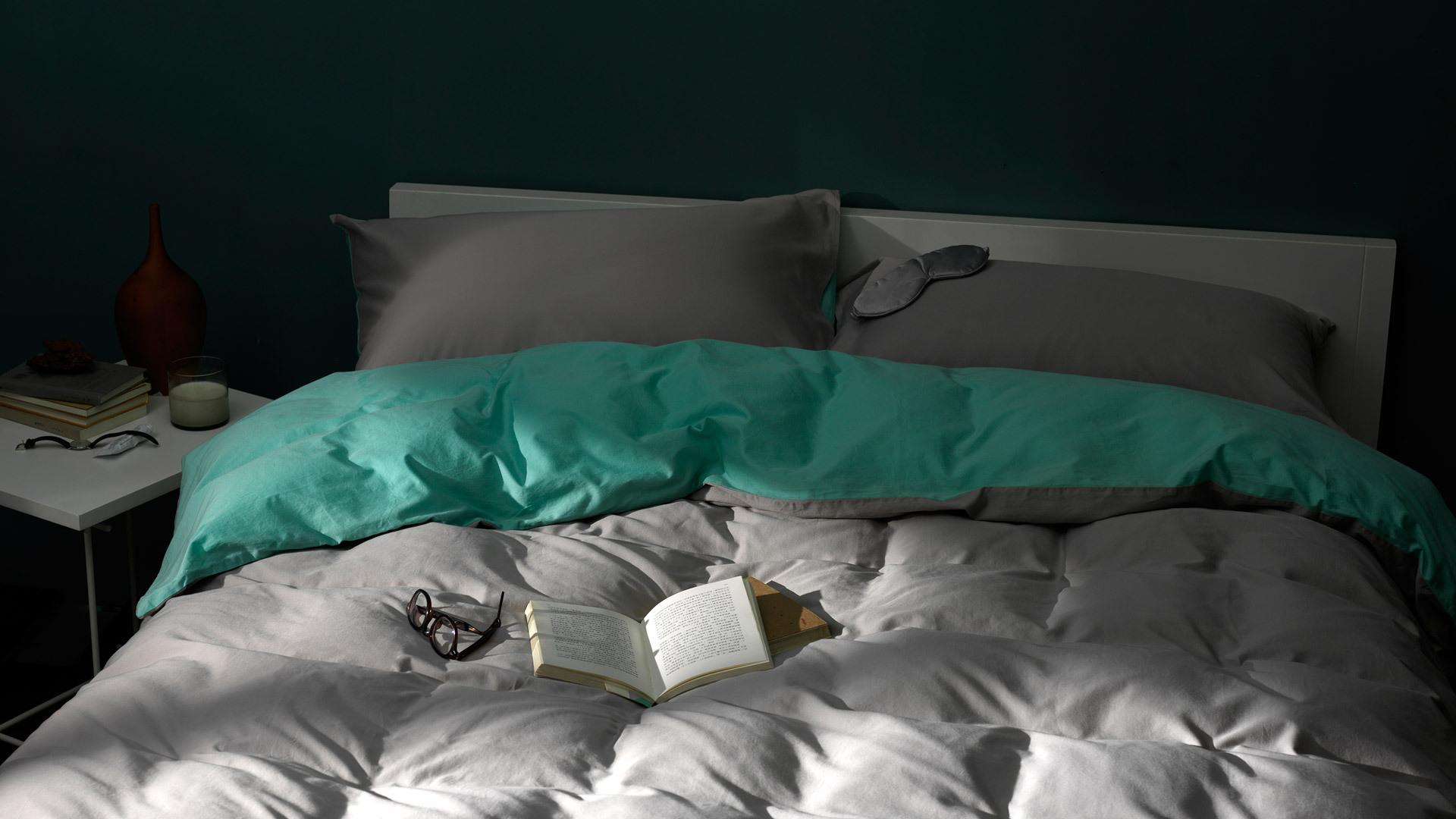 标准尺寸设计,全尺寸1.2米、1.5米、1.8米三种可选,可以和有眠家族其他芯类产品及四件套床品任意搭配使用。