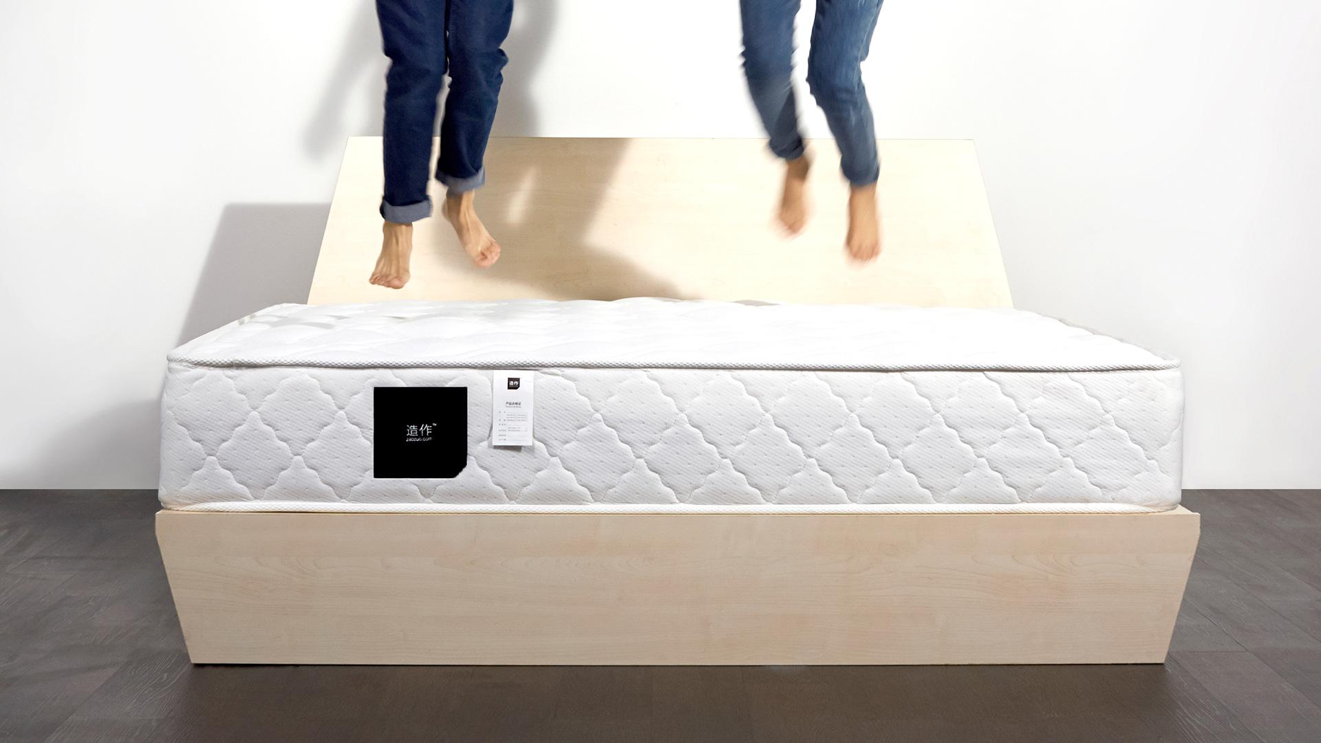 一张好床垫,让你的每一个清晨都元气满满~