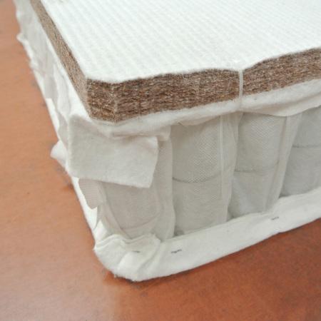 制造中的床垫