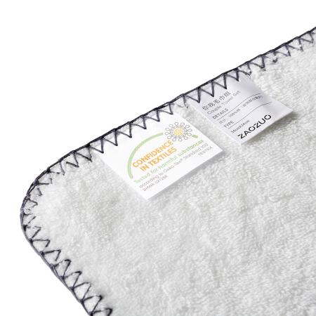 带有Oeko-Tex Standard 100标签,即世界上最权威的、影响最广的纺织品生态标签