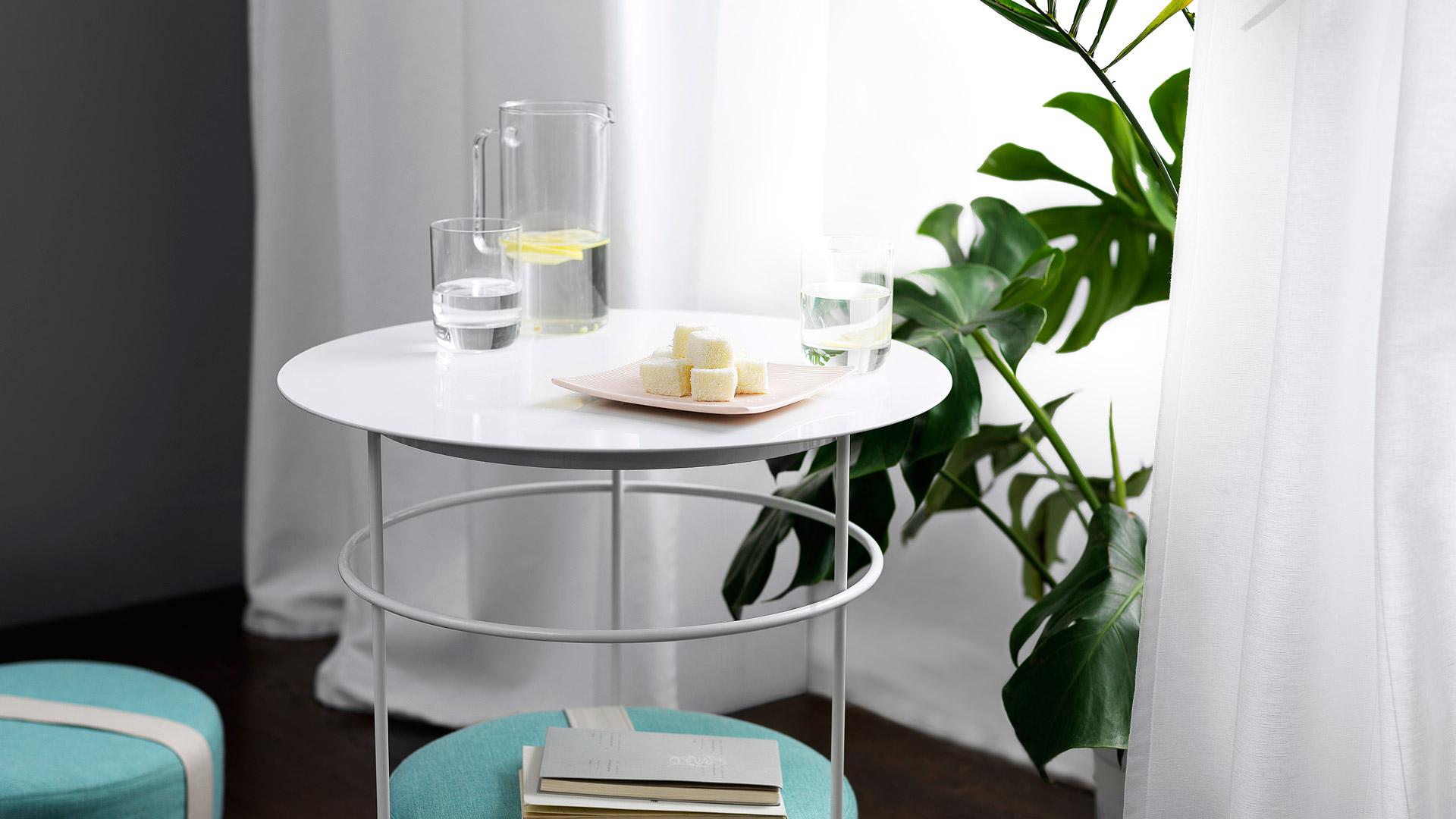 不挑空间的设计特色,让她可以适配任意家居风格,客厅、餐厅、书房、卧室……甜美的装饰属性,帮你扫除生活的苦涩。