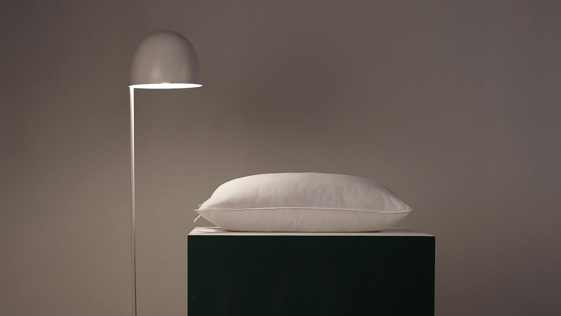 最轻柔宁静的睡眠,从一颗枕头的填充物开始。