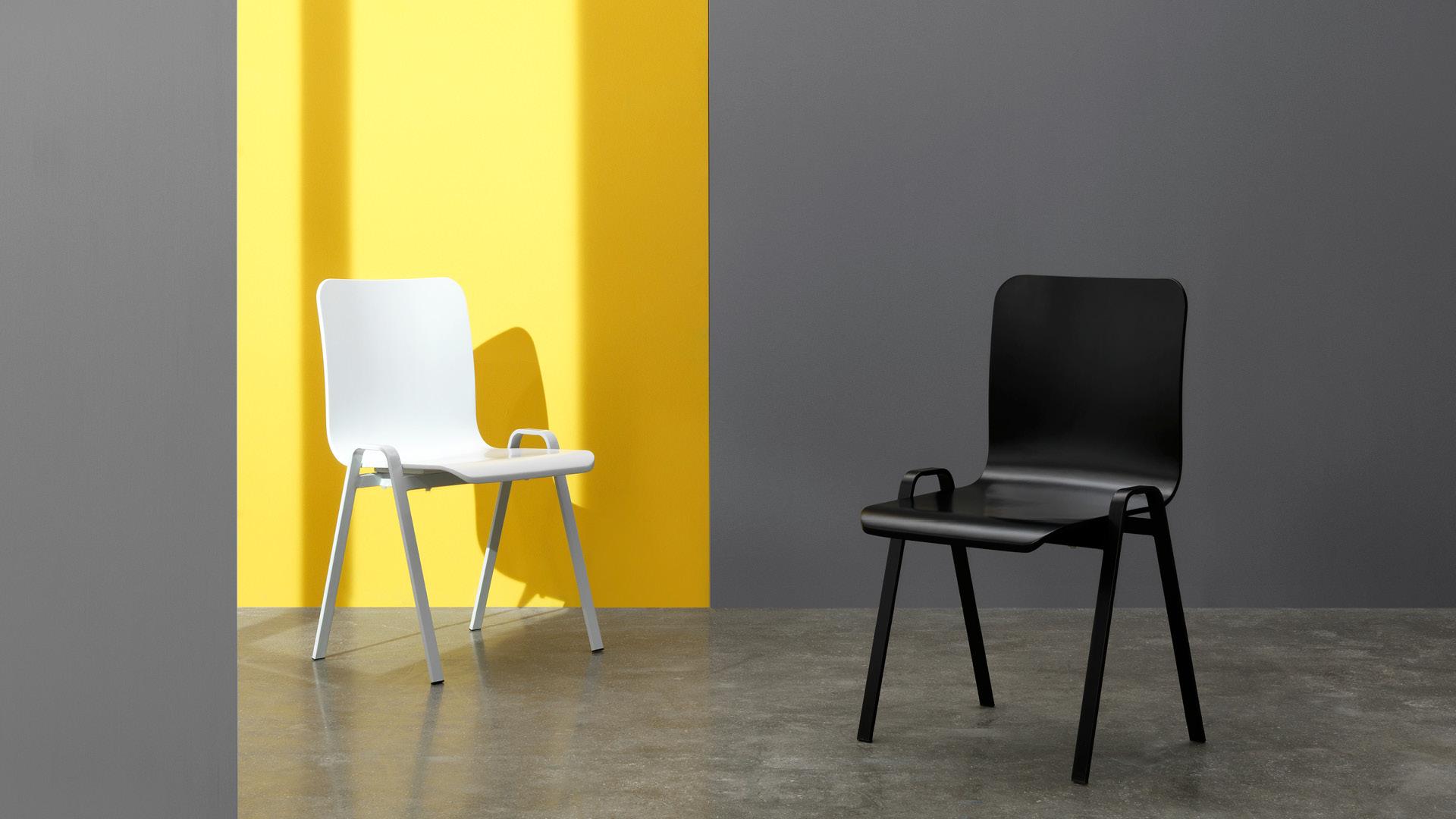 摒除多余繁冗的极简设计,最高效的材质运用,美感与实用兼得的工艺细节处理,从这把椅子开始,升级你的工作状态吧。