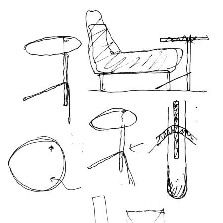 从手稿发想的设计初期,得见作品最初的样子