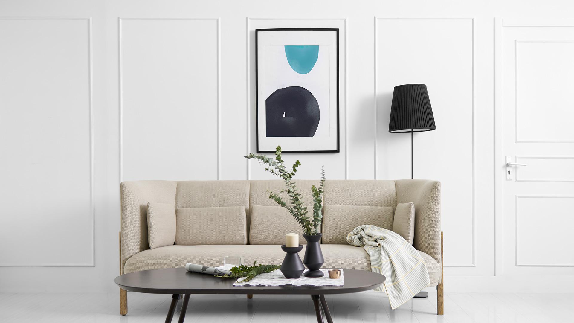 从主色调、大件沙发和茶几比例及材质选择、灯具等小件装饰物的搭配上,都用心为你考量,规划一个气质清雅的客厅,和家人一起爽朗度夏吧。?x-oss-process=image/format,jpg/interlace,1