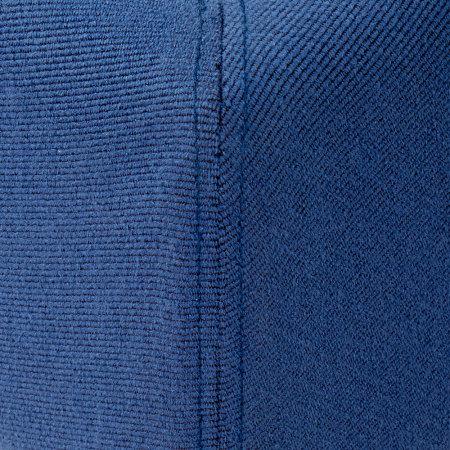 床角被包裹的圆润无棱角,车线针脚精细,均匀流畅,无皱折凸起,用心把握细节