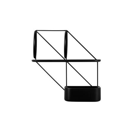推荐组合5:1金属架+2圆板+1长板+1储物盒