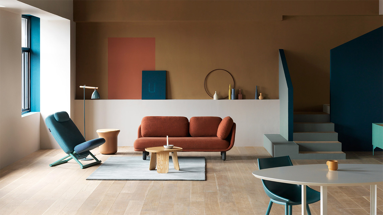 4组造作客厅,演绎最新2019流行色