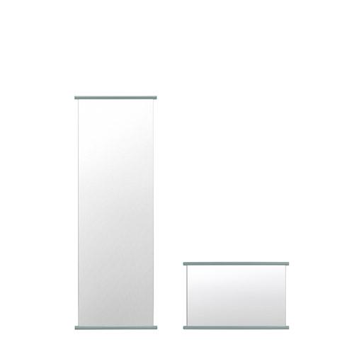 美术馆墙镜