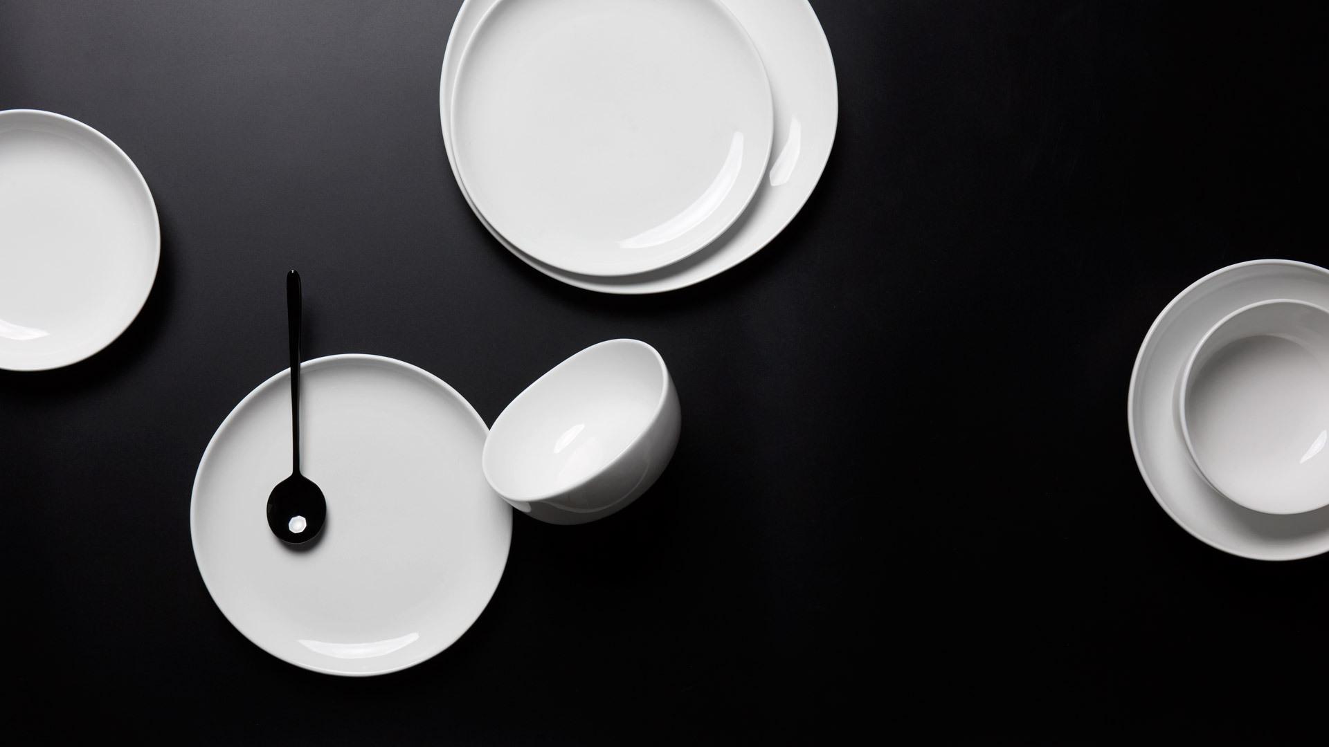 瓷白如玉,保留食物最美原色