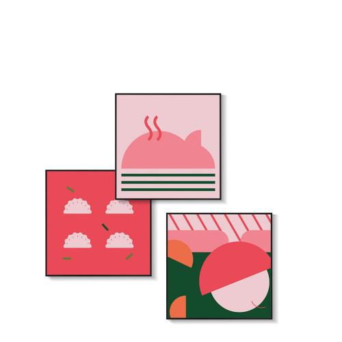 造画-猪猪系列1