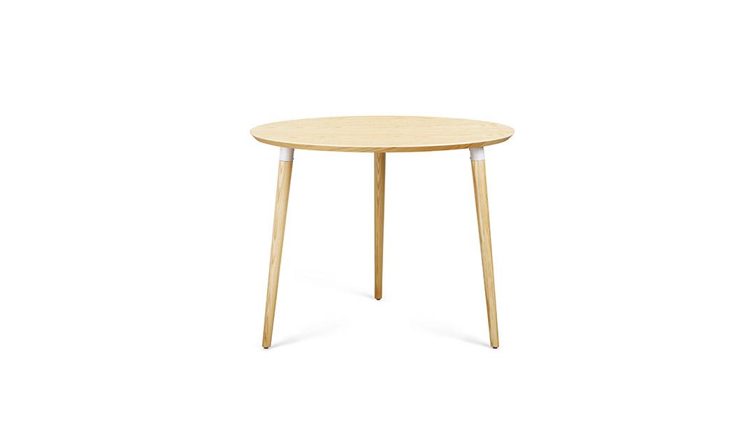 画板餐桌-圆桌桌几