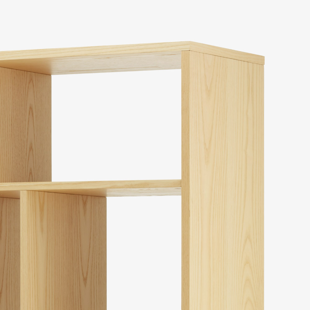 稳定的木榫结构