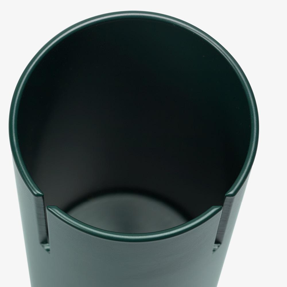 精准卡口+不锈钢配重<br/>非水培花瓶