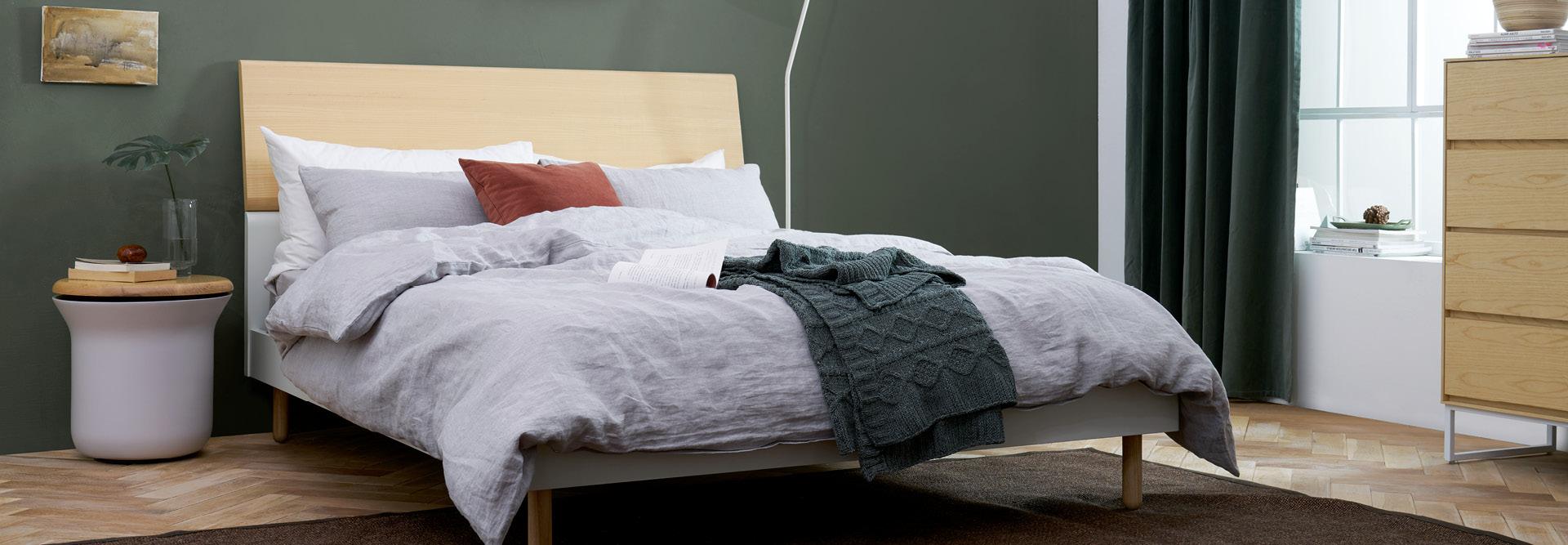 半躺持久不累,周末赖床的舒适之选