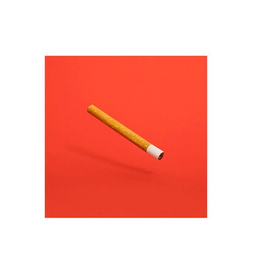 旅行家限量画芯 | Daniel Forero作品1号-香烟(装裱后)装饰效果图