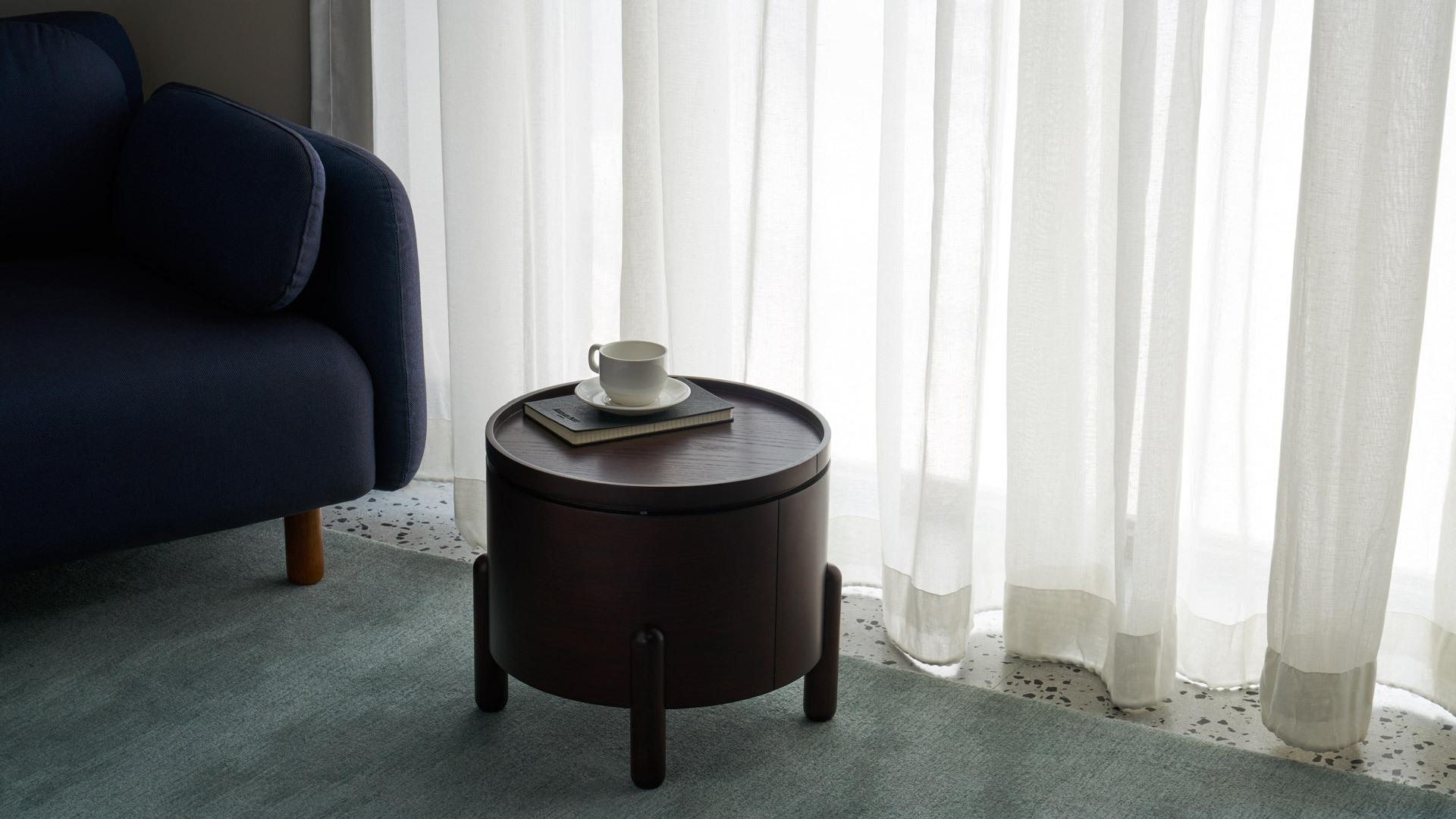 沙发小边桌,半平米的触手便利