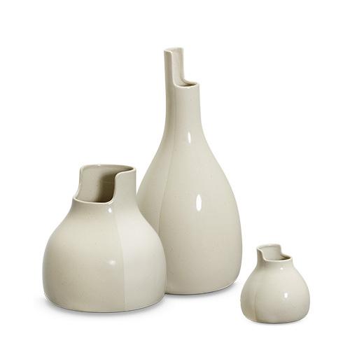双生陶瓷花瓶-套装