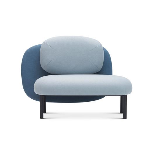 单人位/脚墩沙发
