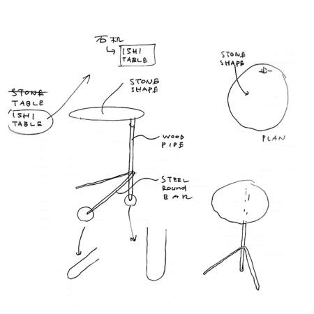 从写意的草图