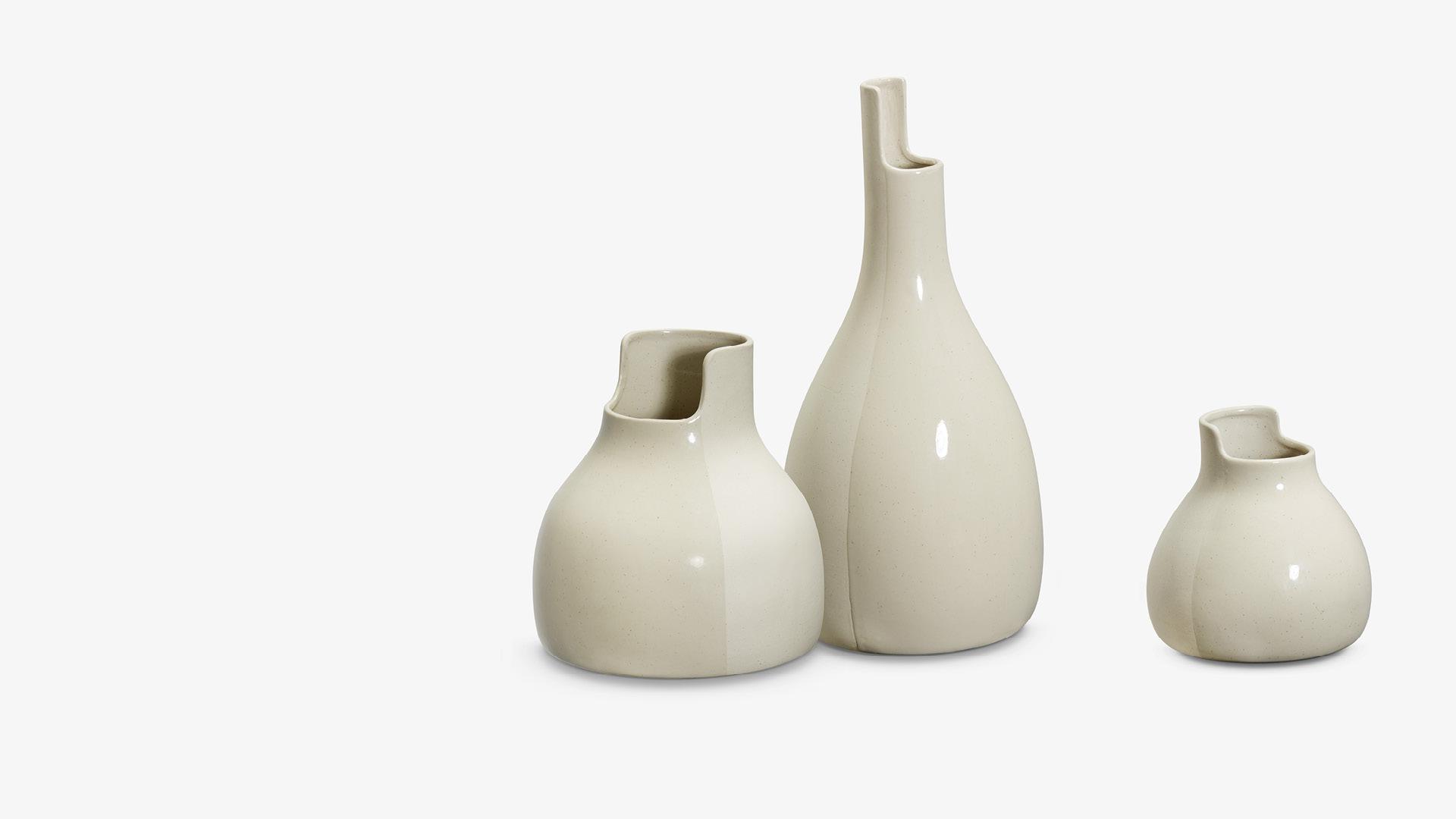 一只花瓶,两种性情