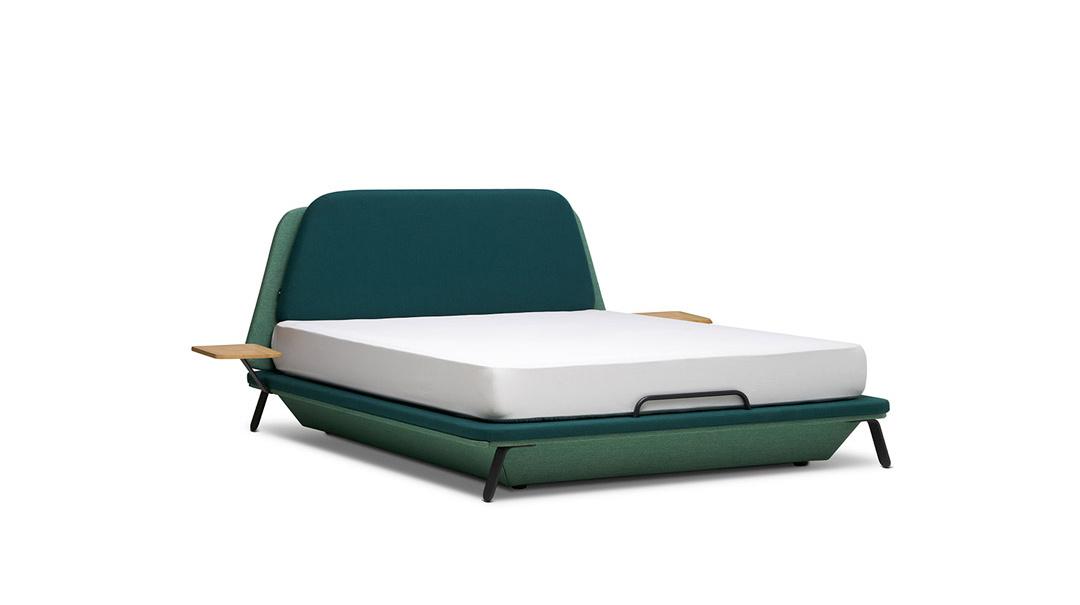 远航床1.5米款床·床具