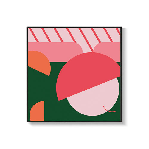 造画-猪猪系列1装饰
