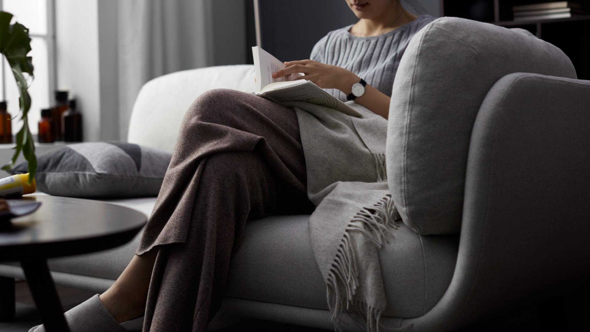 现代客厅的舒适之选