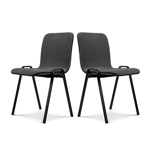 洛城软椅2把装椅凳