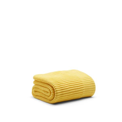 蛋卷精梳棉针织毯