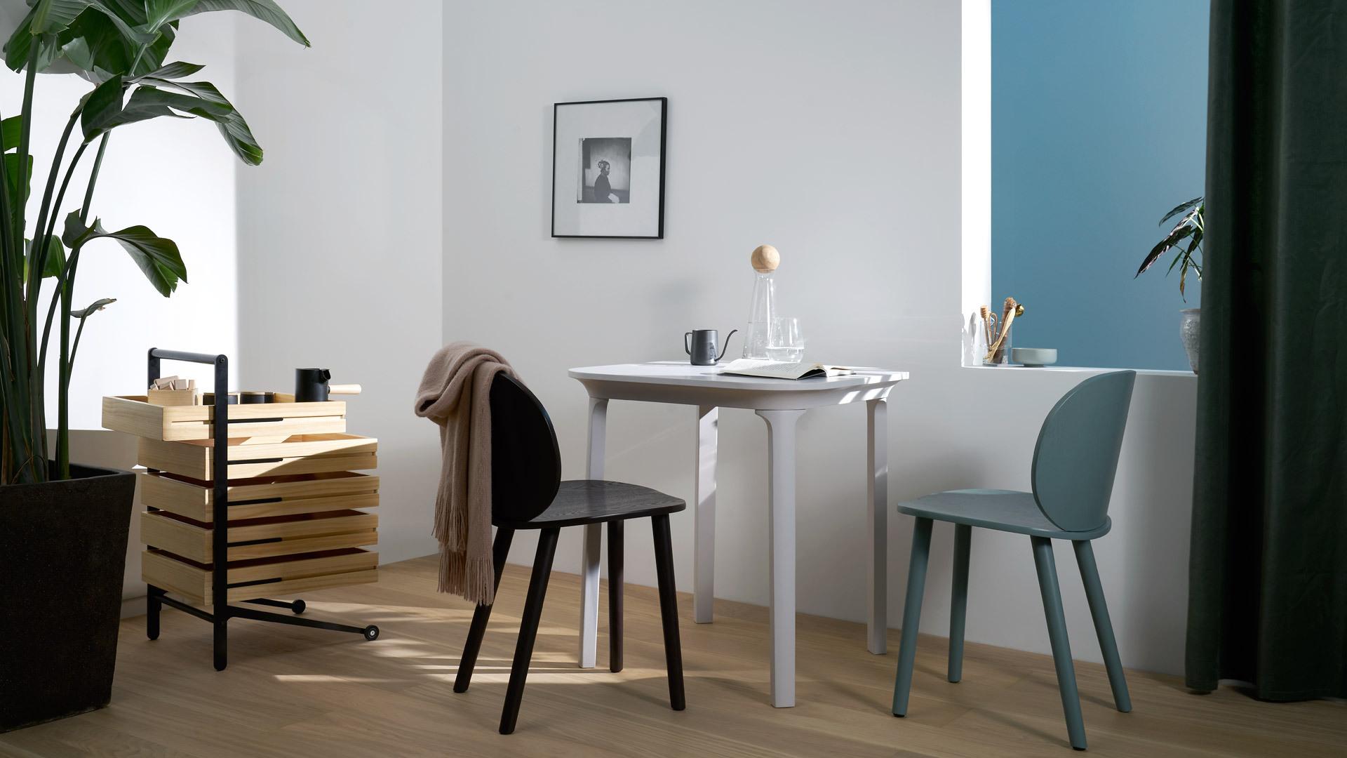 方餐桌,2人世界的精致空间