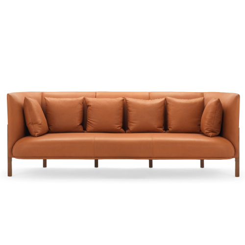 COFA L全幅版三人座沙发效果图