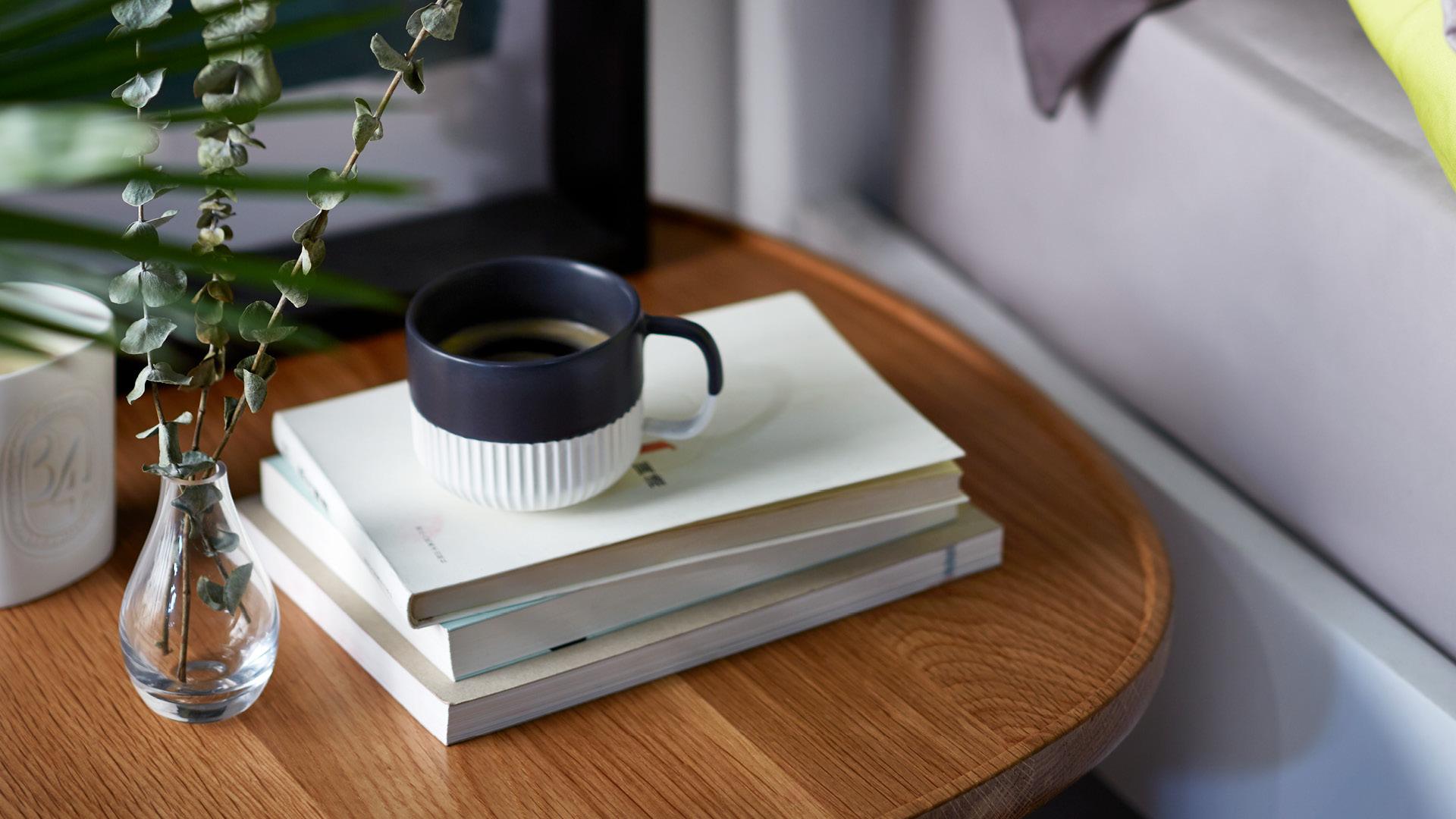 一花一茶,陪伴阅读时光