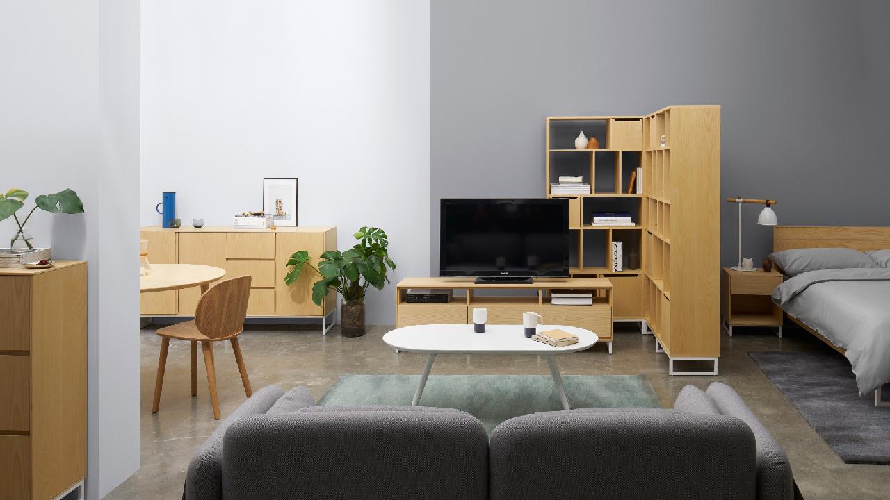 画板系列 | 实木手感,持久耐用,超大容量
