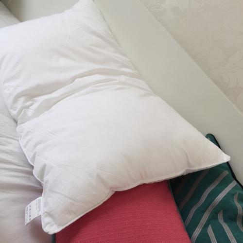 Winnie_造作有眠™-柔纤枕芯980g中高枕怎么样_2