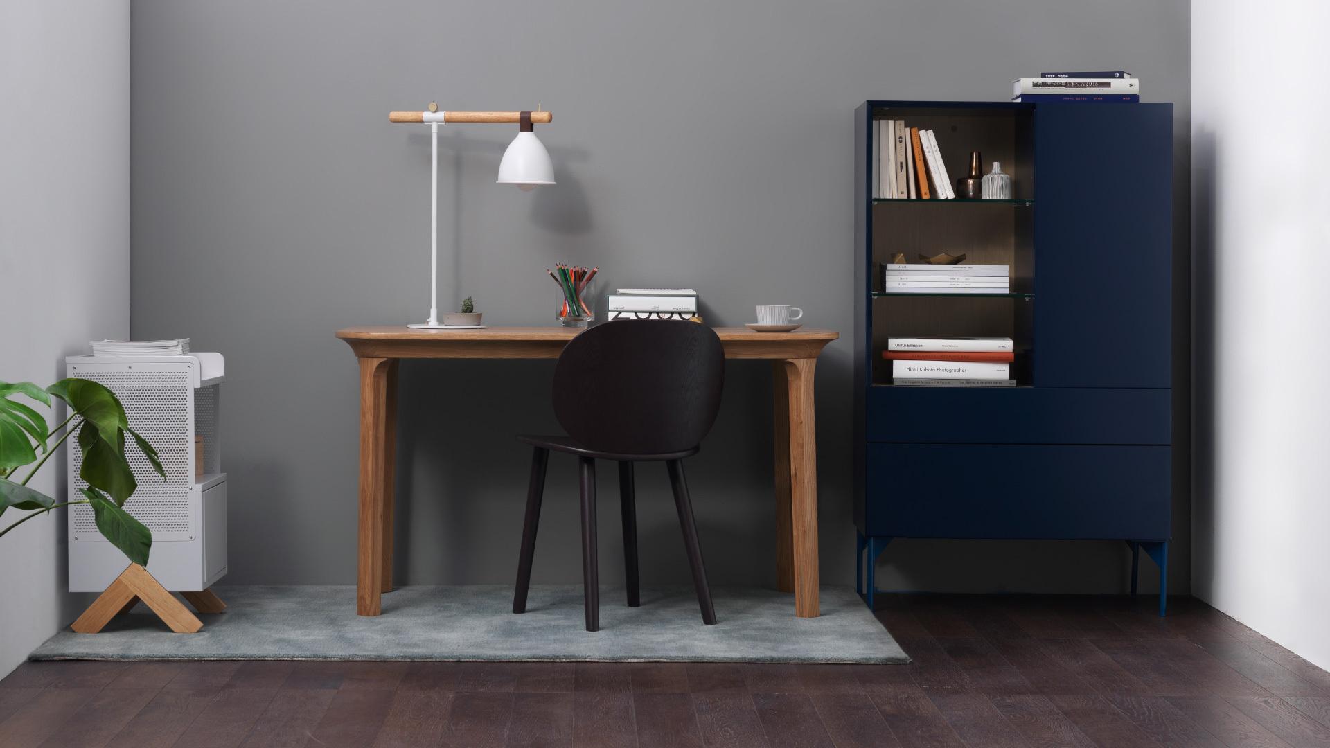 书房文件柜,给空间的漂亮层次线