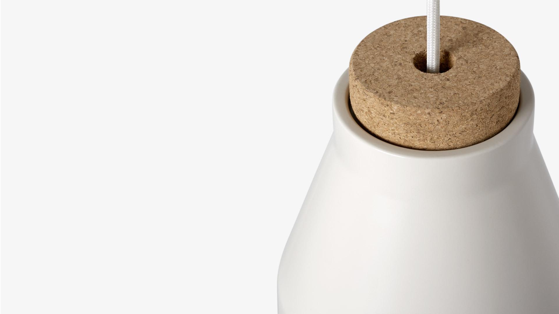 陶罐古风VS现代软木<br/>冷暖相融,百搭任意空间