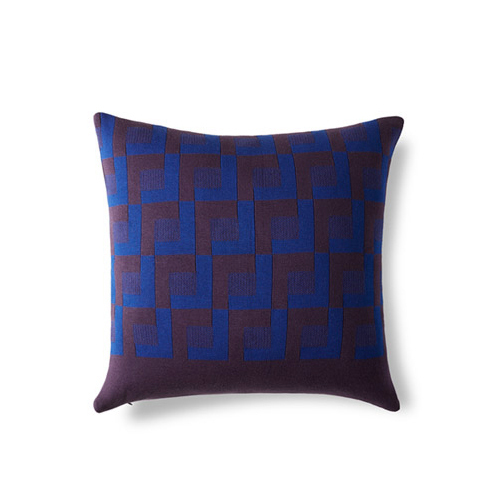 霓虹精梳棉提花抱枕家纺