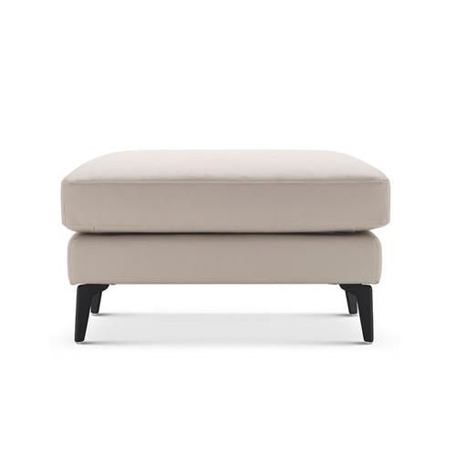 造作星期天沙发超韧人工皮版™脚墩沙发效果图