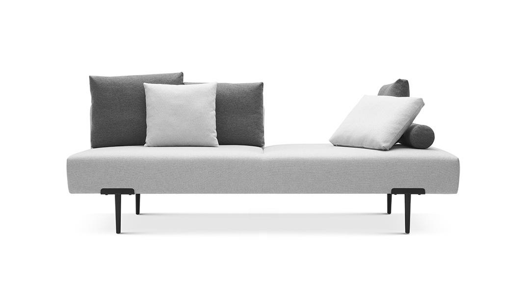 Sofa T双人座右靠背沙发
