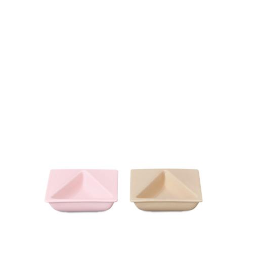 翻糖餐具组 | 小三角方碟套装