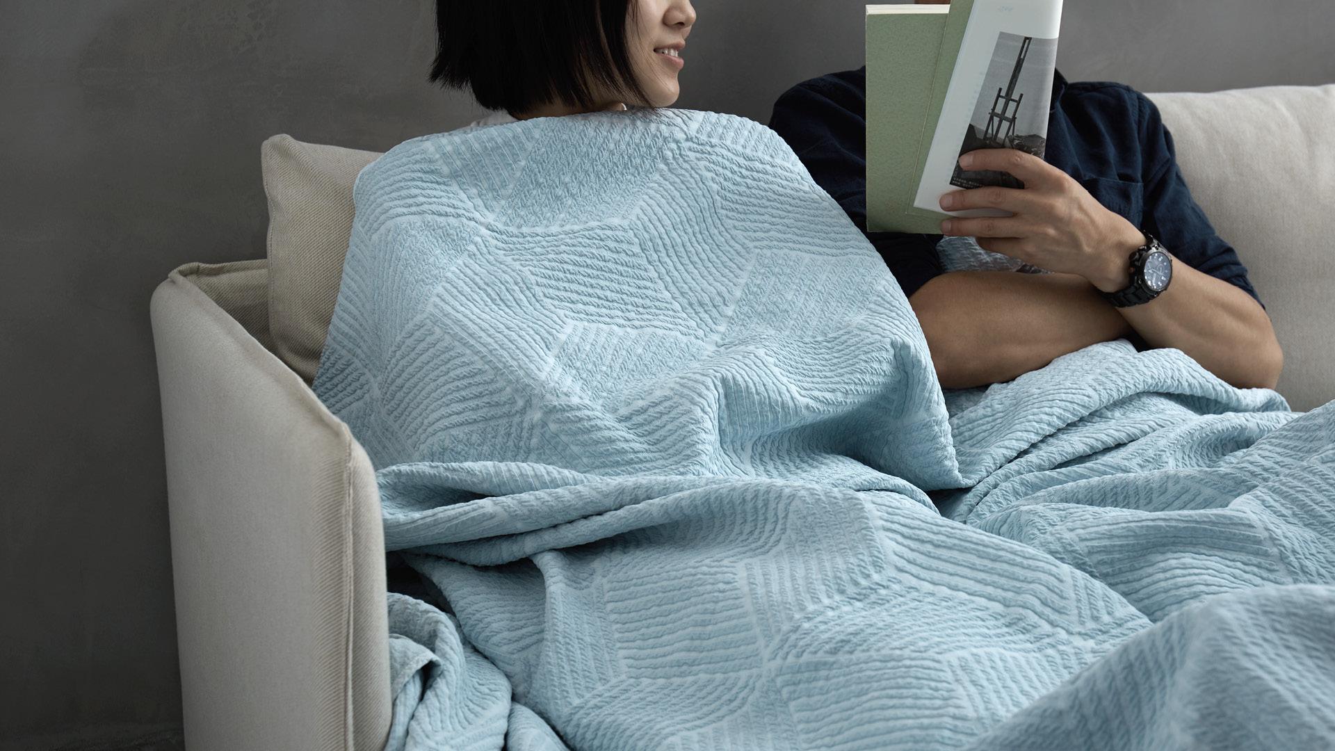 大号双人毯,赠给你们的甜蜜时刻