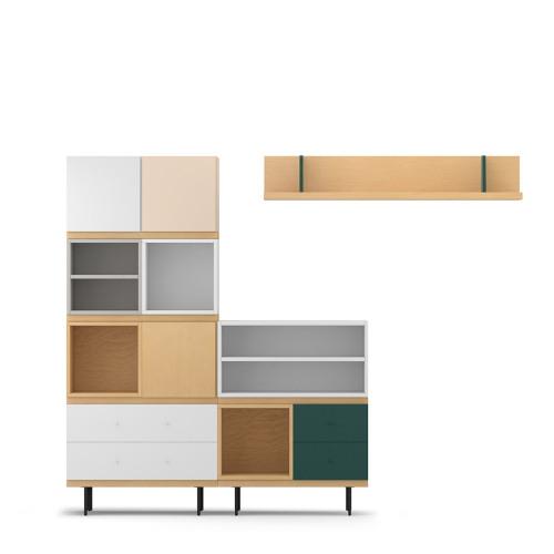 COSMO书柜-1.9米高